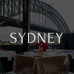 Sydney proposal ideas