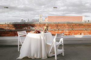 Melbourne Rooftop Dinner
