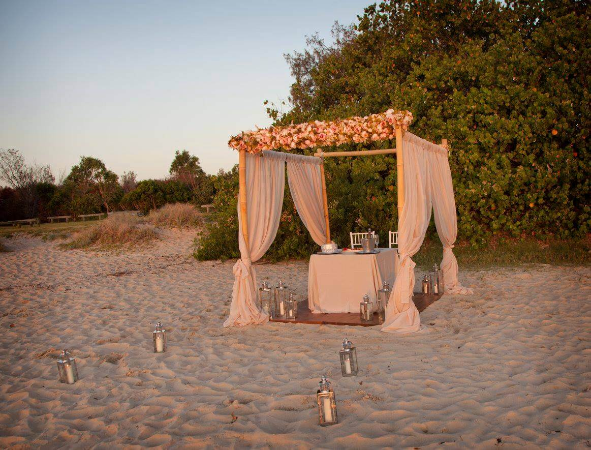 proposal on sand